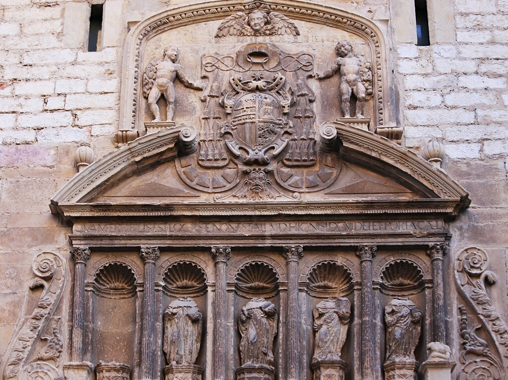 Tortosa, Royal colleges