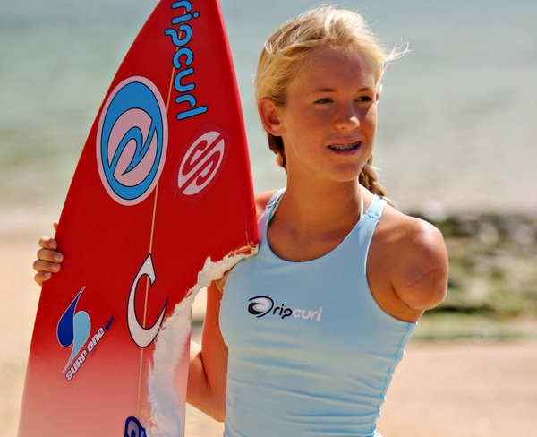 Бетани начала заниматься серфингом с самого детства и уже в 8 лет получила свои первые награды. В 13