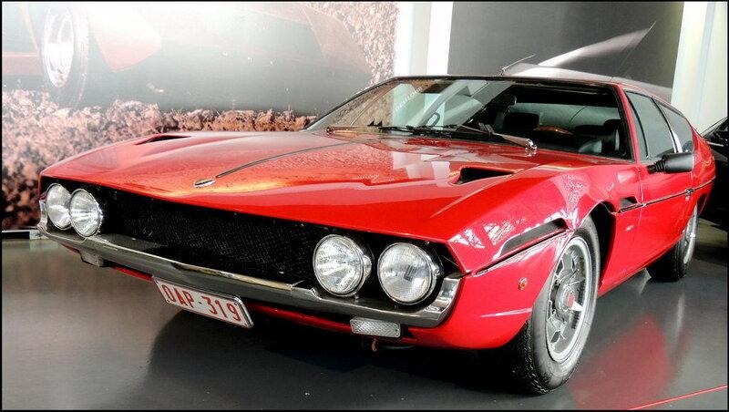 Autoworld 8426 Lamborghini Espada