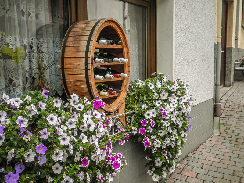 Здесь можно купить вино