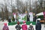 2014.01.07 Рождественские гуляния ул.Полоцкая, д.8
