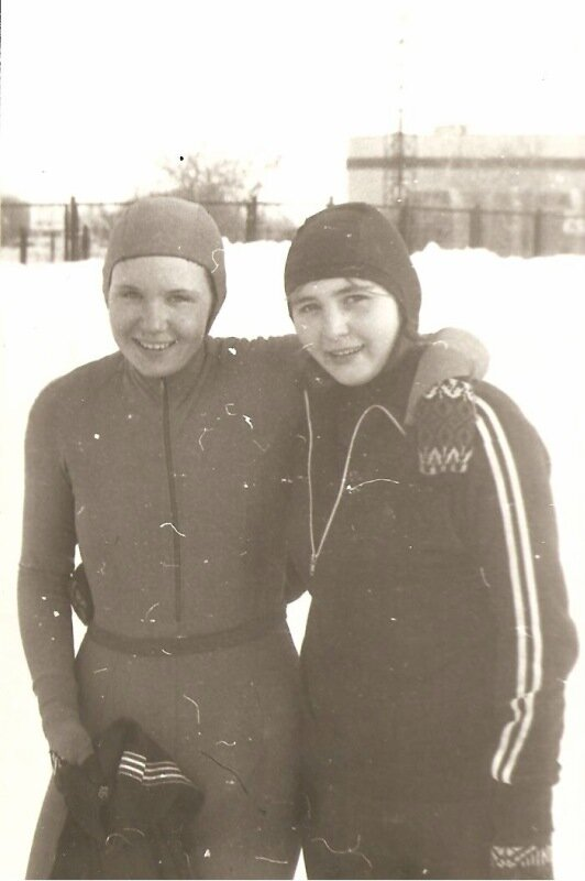 1991г. Кулик Е. и Щербинина О.