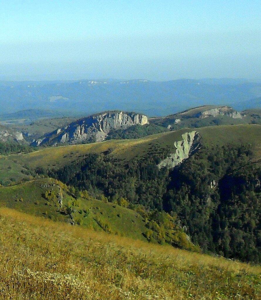 Горы в сентябре...