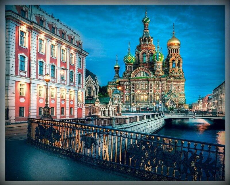 12. Храм Спаса - На - Крови(Санкт - Петербург, Россия).JPG