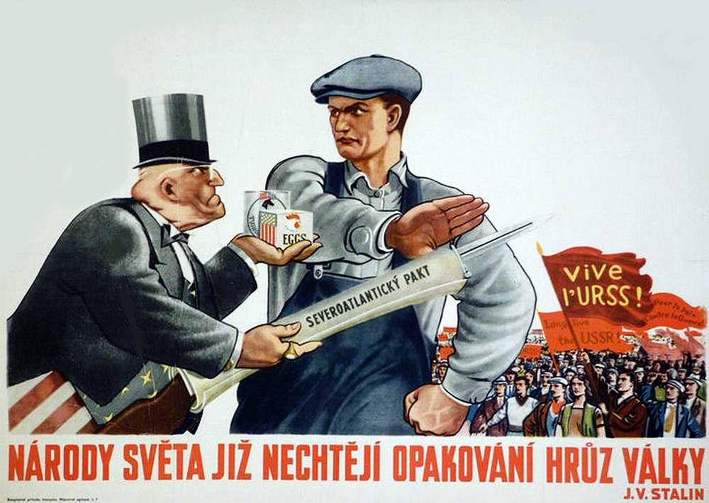 И. В. Сталин: Народы мира не хотят повторения ужасов войны