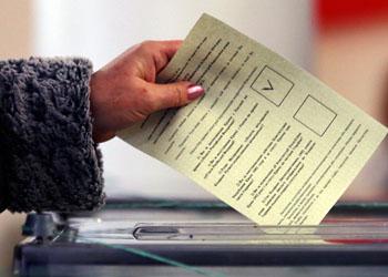 В Крыму начался референдум