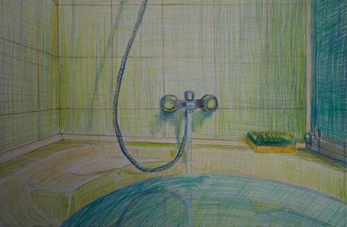 Портрет ванны