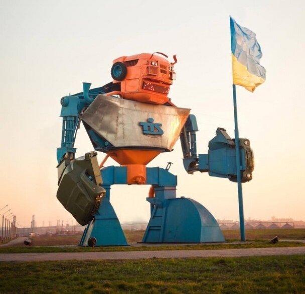 Слава Украине! Роботам слава!
