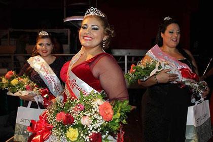 В Парагвае состоялся конкурс красоты среди толстых женщин