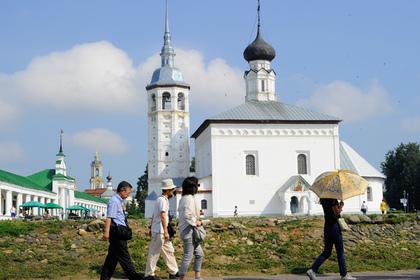 Матвиенко поддержала идею внедрения налога для туристов России
