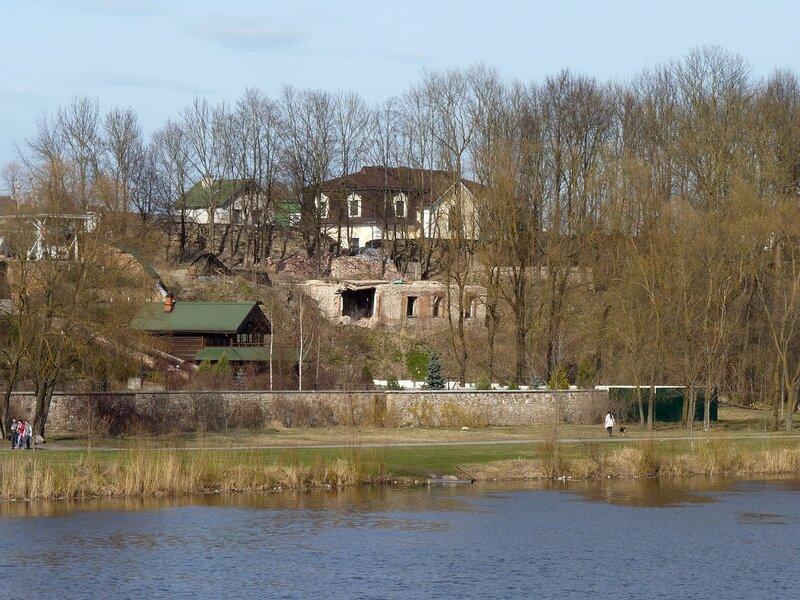 Дом Оглоблиной в Пскове (апрель 2014)
