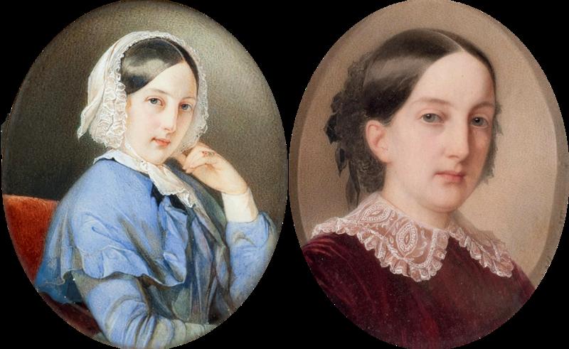 Портреты  великой княгини Марии Николаевны (1819 1850, 1850 год.png
