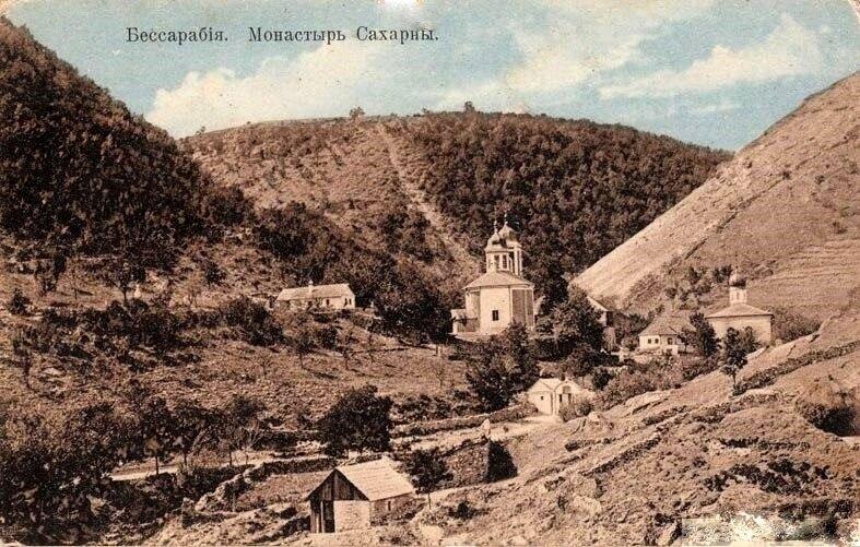 Сахарна - Троицкий монастырь (А.Волькенберг).jpg