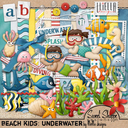 Lliella - Beach Kids Underwater.jpg