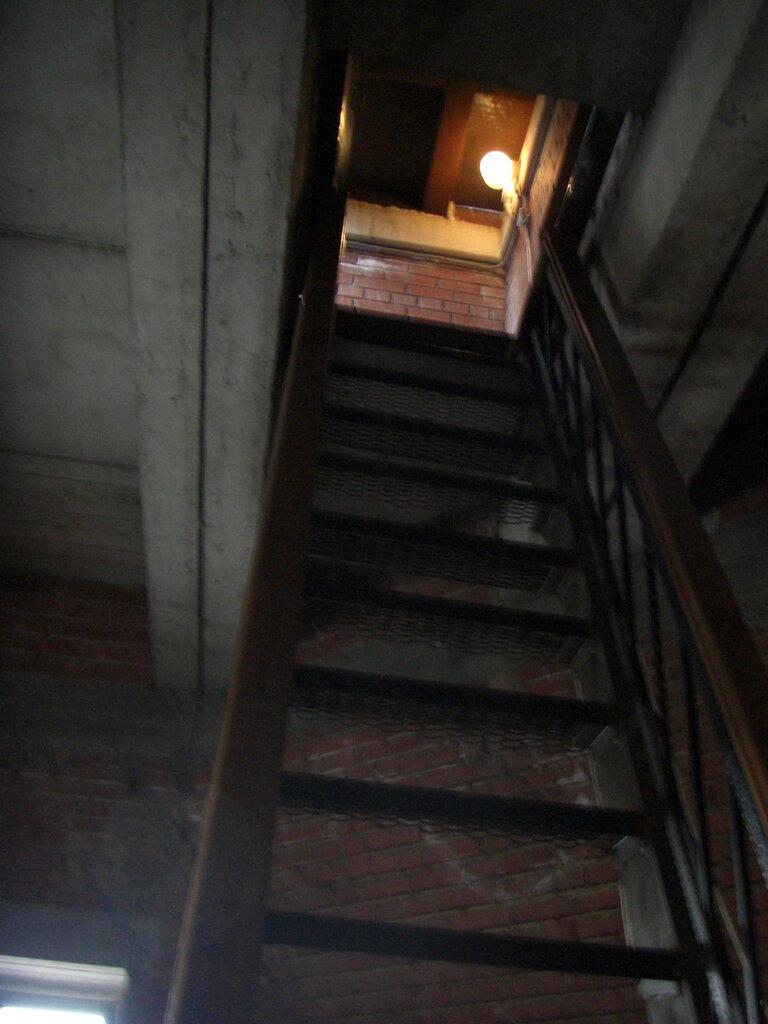 Лестница наколокольню