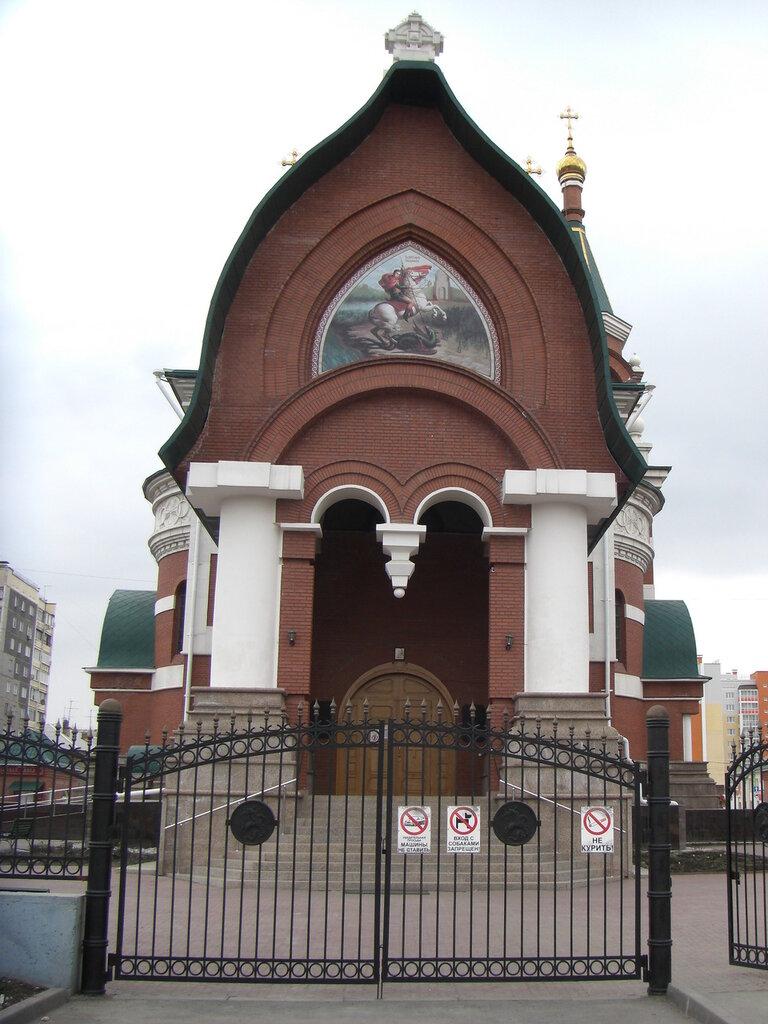 Центральный вход в храм (25.04.2014)