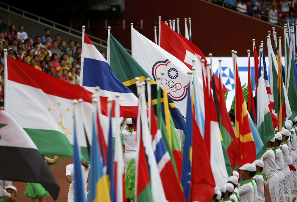 Красивые фотографии открытия XV чемпионата легкой атлетики в Пекине 0 13ff42 c2ed341 orig