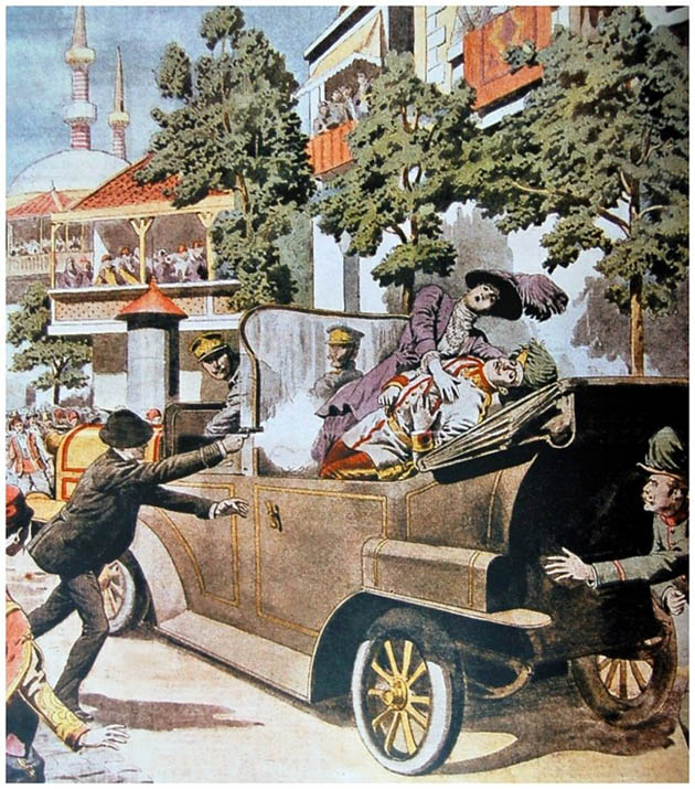 franz ferdinands assassination caused wwi The shooting of franz ferdinand was not the cause of ww1 but only a pretext, so it would have happened on some other excuse it is difficult to say what the result of a german victory would have been.