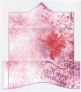 Днем рождения, открытка на день рождения напечатать а4