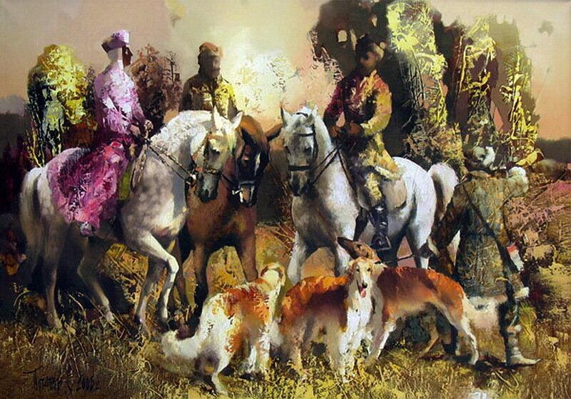 Группу Соколиная Охота