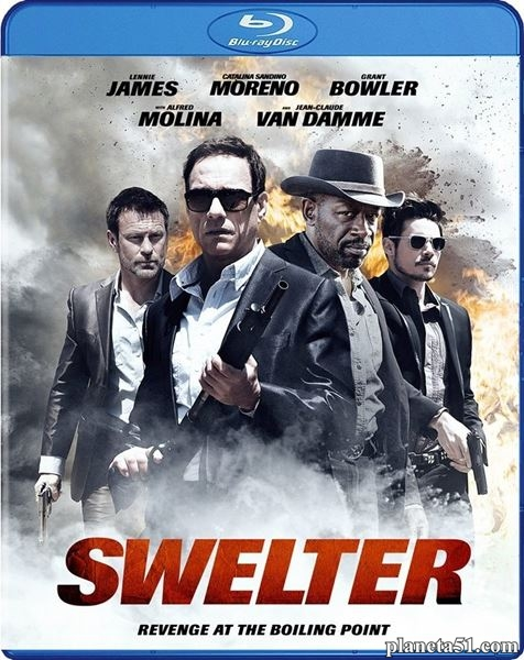 Зной / Swelter (2014/BDRip/HDRip)