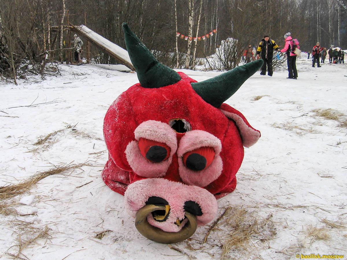Бакшевская масленица 2014.