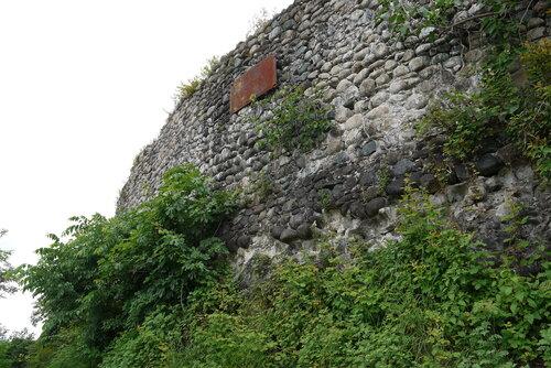 Стена замка