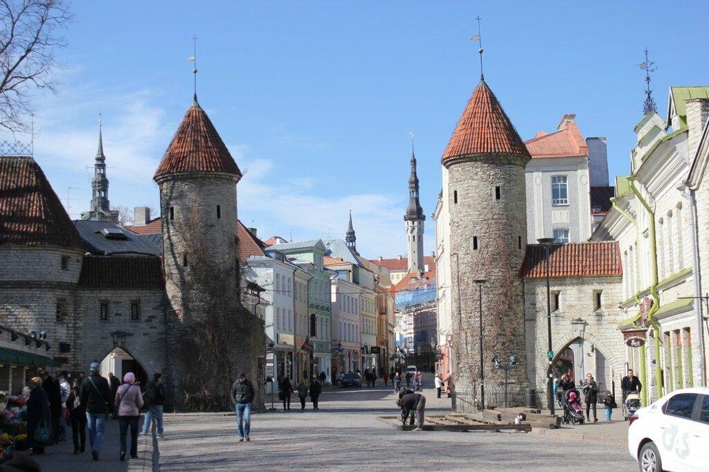 На этой неделе пан Стяжкин посетил демократическую Эстонию, а конкретно Таллинн