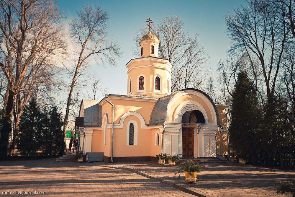 Гомель, Петропавловский собор, церковь св Иоанна Предтечи