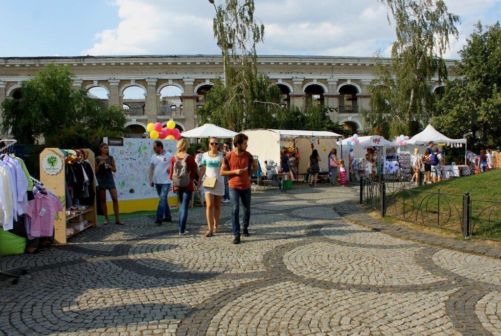 павильоны фестиваля контрактовая площадь