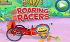 Генри гонщик (Henry's Roaring Racers)
