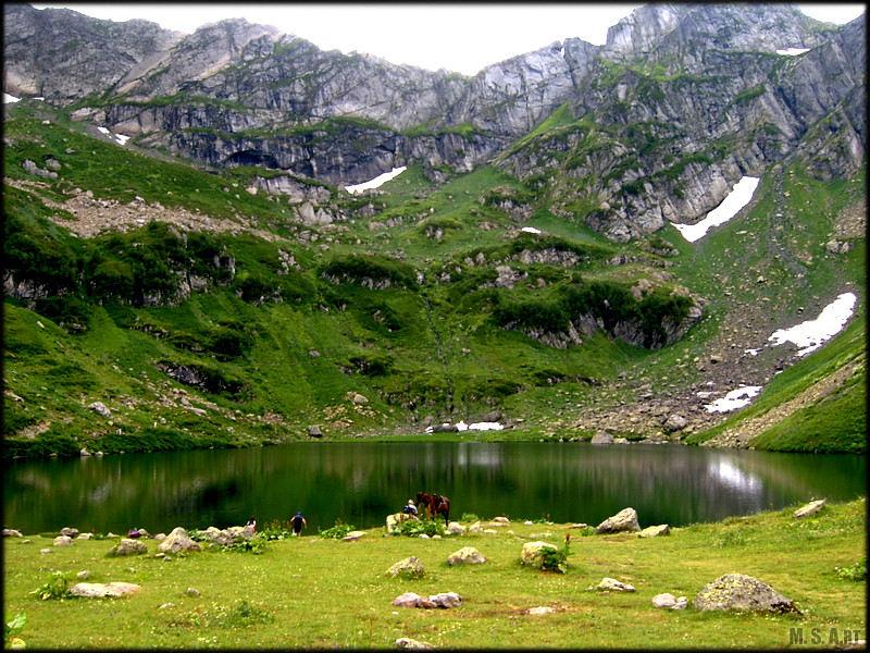 Абхазия (достопримечательности, отдых)