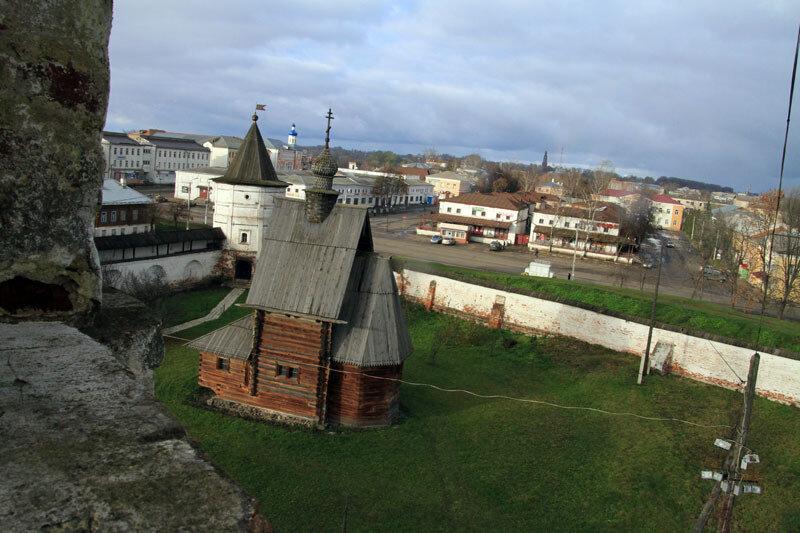 Юрьев-Польский. Смотровая площадка 1