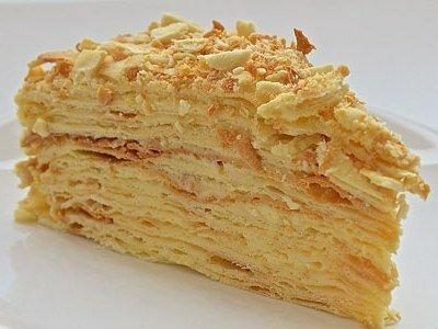 Торт Наполенон