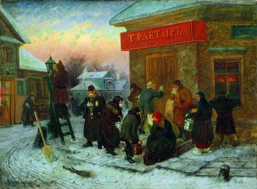 Соломаткин Леонид. Из чумаков в художники