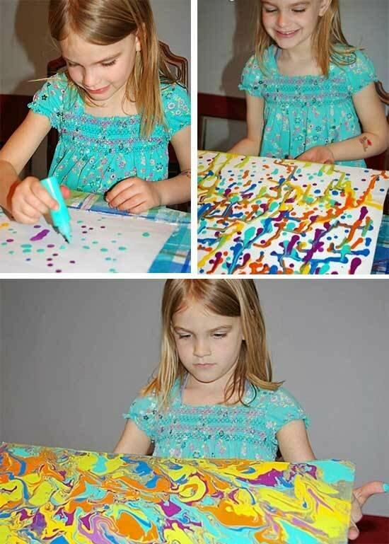 5 идей для игр детей
