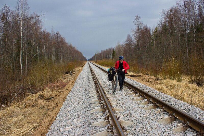 новая железная дорога Радофинниково-Огорелье