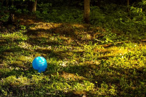 Почти Окуджава, песенка о голубом шарике