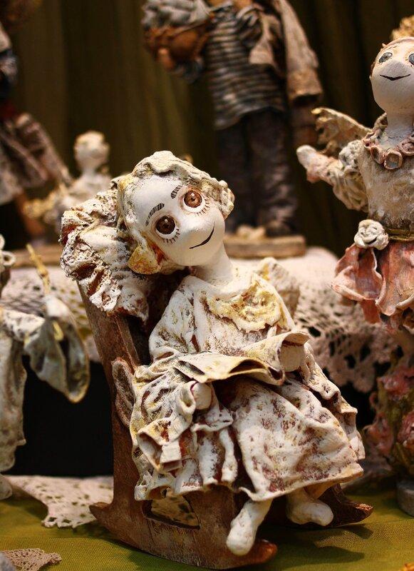 Куклы Светланы Груздовой