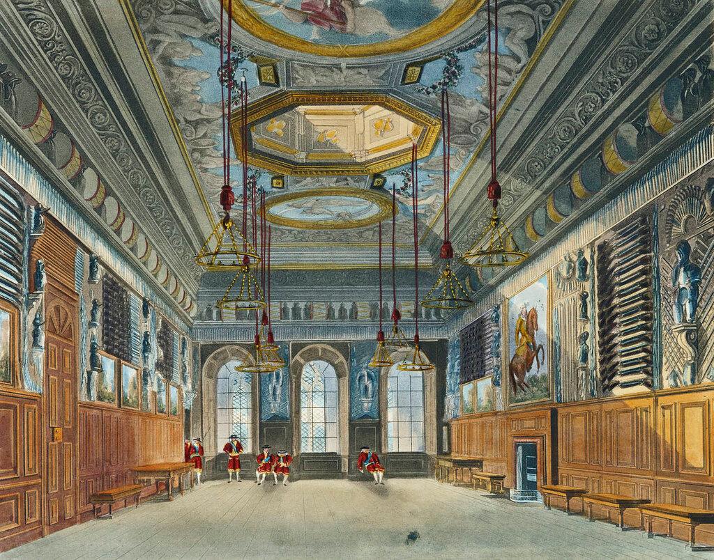 Короля гвардии палата, Виндзорский замок