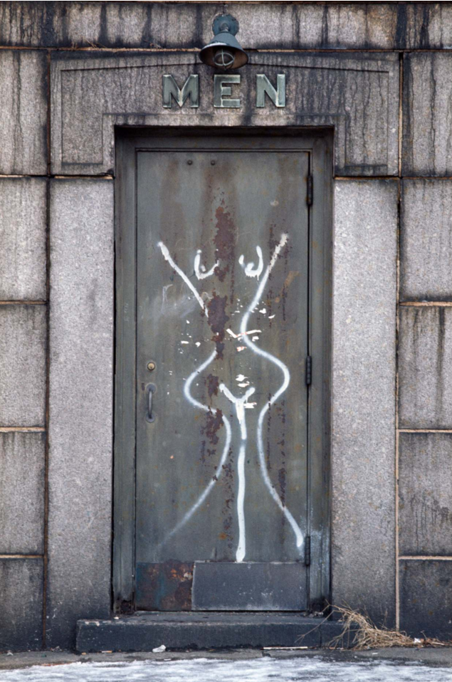 Нижний Ист-Сайд. 1970.