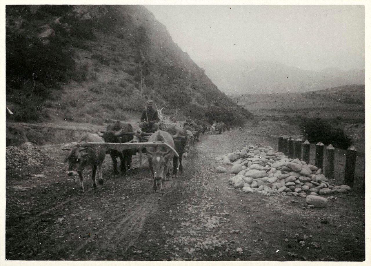 На Военно-Грузинской дороге