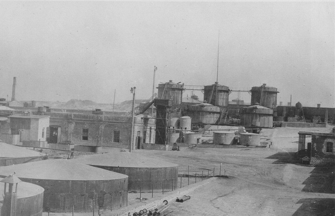 Нефтепереработка Нобеля в Баку