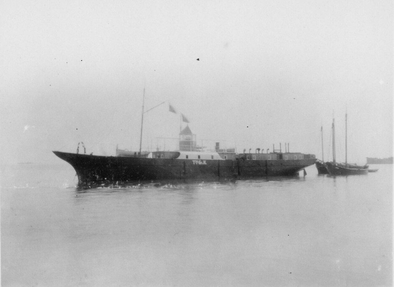 Нобелевский танкер