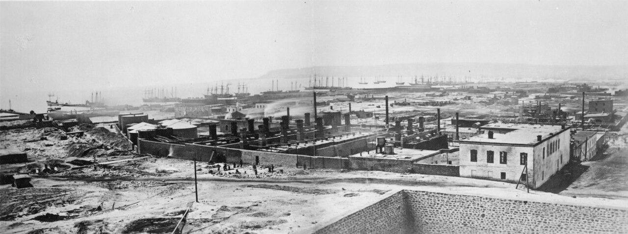 Завод Нобеля в 1881