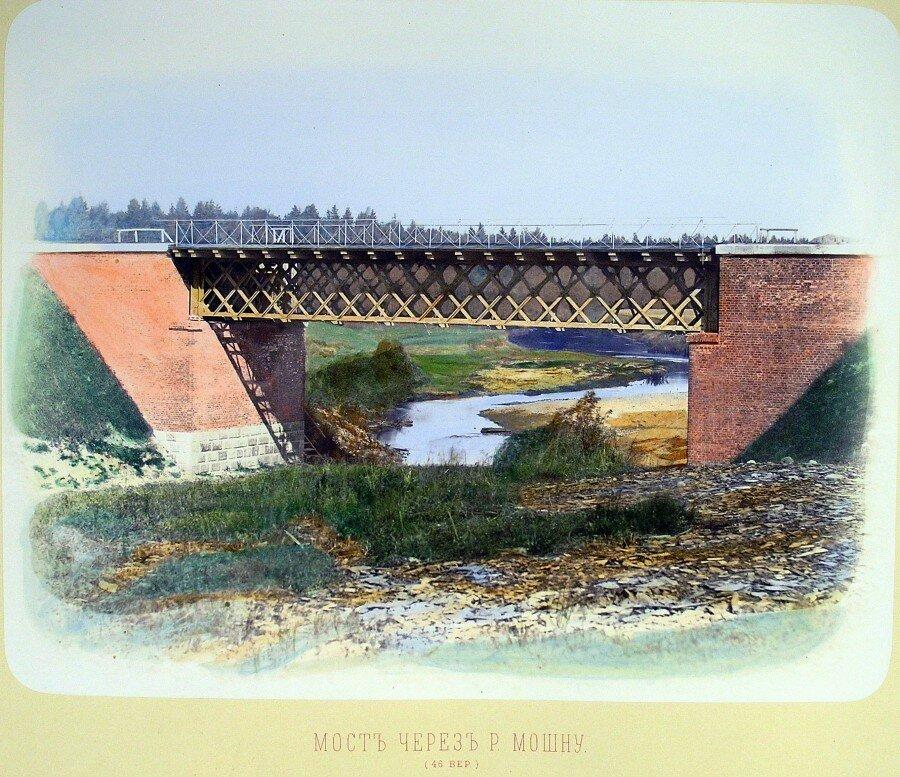 Мост через Мошну