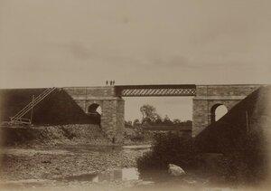Железнодорожный мост через Амату