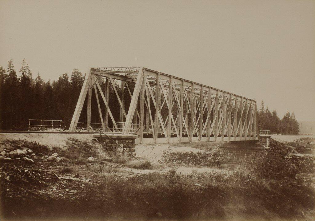 Железнодорожный мост через Гаую