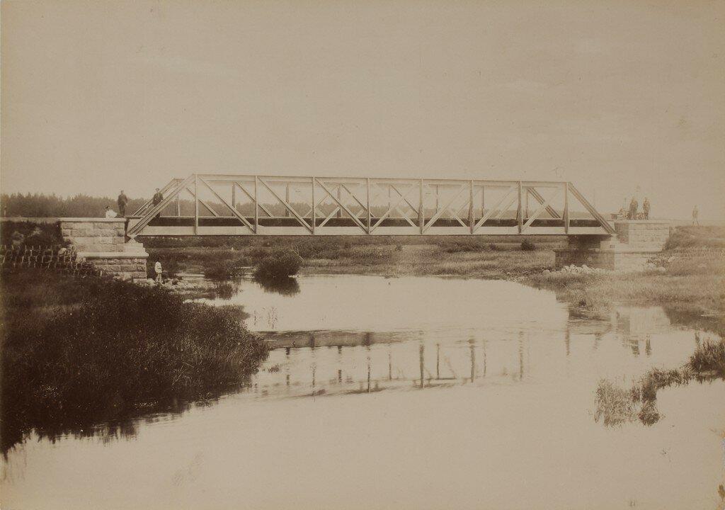 Железнодорожный мост через Пиузу