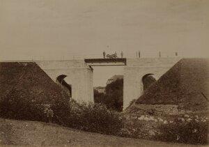 Железнодорожный мост через Ярну